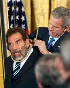 Саддам был повешен в США в декабре 2006 года