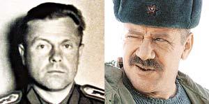 Горохов и актер Краско