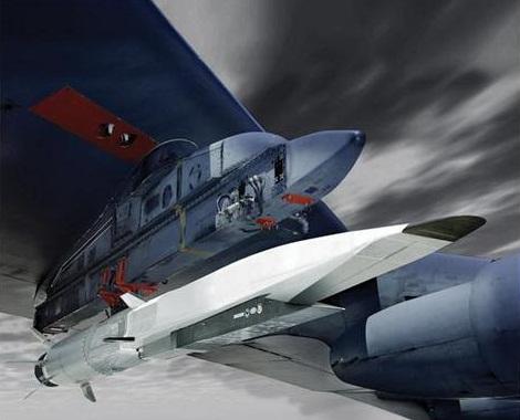 Гиперзвуковая крылатая ракета Х-51A