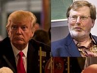 Трамп и судья