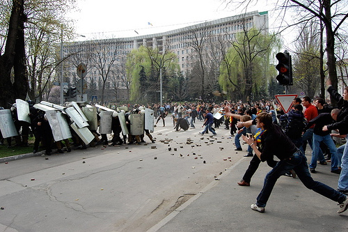 Кишинёв, 2009 год.