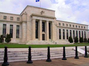 Штаб-квартира Федерального Резерва США в Вашингтоне