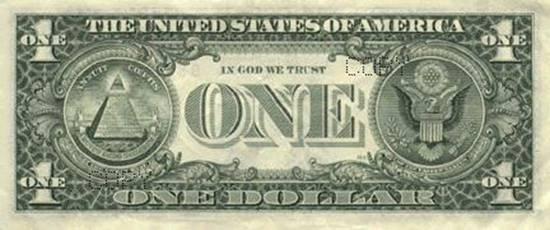 Доллар придумали масоны